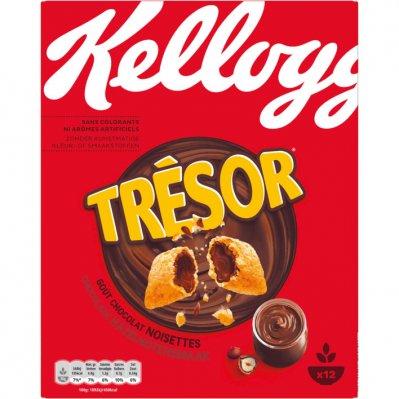 Kellogg's Tresor chocola-hazelnoten