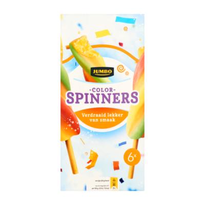 Huismerk Color Spinners