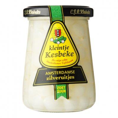 Kesbeke Kleintje Amsterdamse zilveruitjes