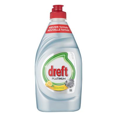 Dreft Platinum afwasmiddel citroen