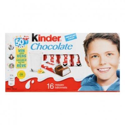 Kinder Chocolade T16