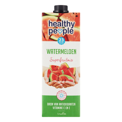 Healthy People Watermeloen superfruitmix