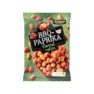 Huismerk BBQ-Paprika Borrelnoten