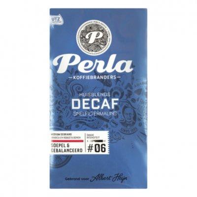 Perla Huisblends Decaf snelfiltermaling
