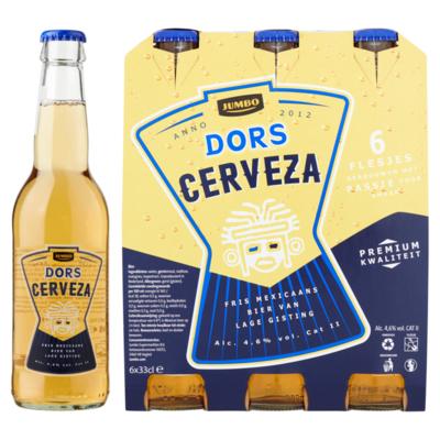 Huismerk Dors Cerveza Flessen
