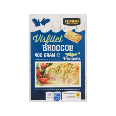 Huismerk Visfilet Broccoli Vriesvers