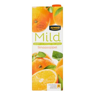Huismerk Mild Sinaasappel