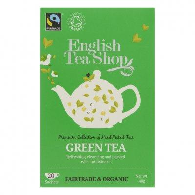 English Tea Shop Green tea biologisch
