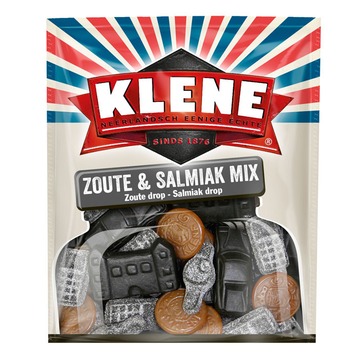 Klene Zoute & salmiak mix