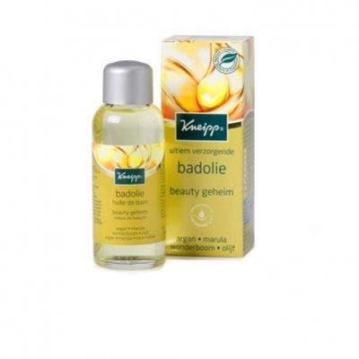 Kneipp Badolie beauty geheim
