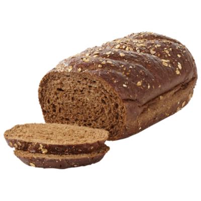 PLUS Korenlanders Vloerbrood extra donker heel