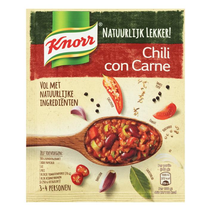 Knorr Natuurlijk lekker chili