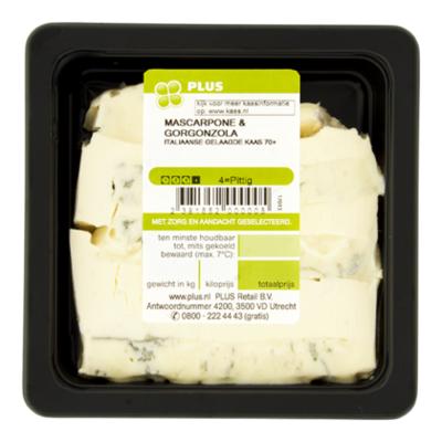 Huismerk Gorgonzola-mascarpone