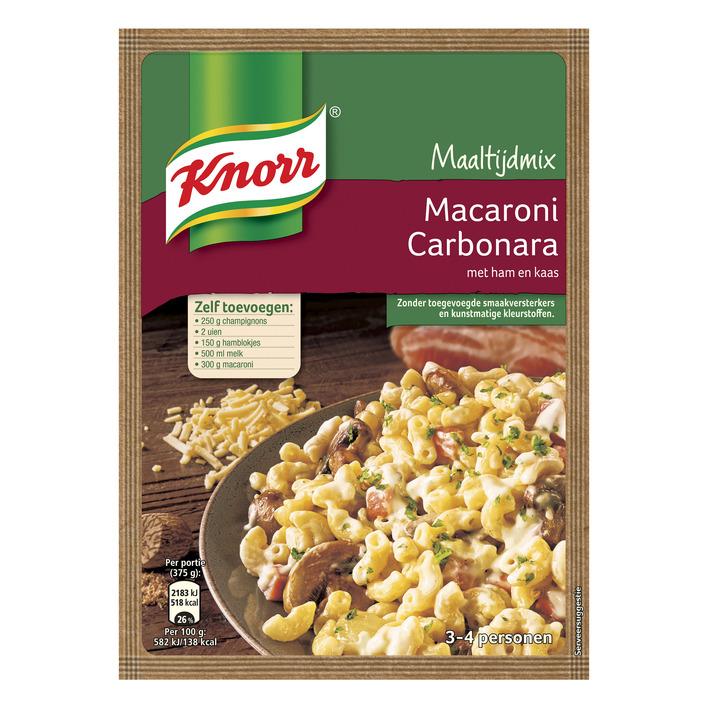 Knorr  Mix carbonara