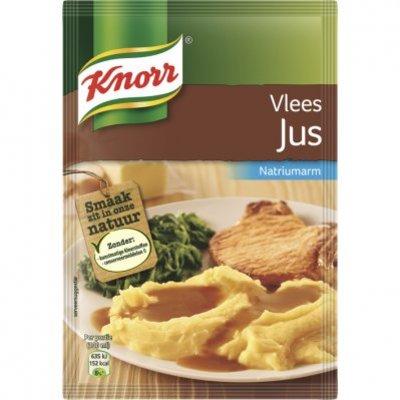 Knorr Mix natriumarm vleesjus