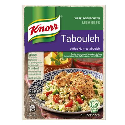 Knorr Wereldgerechten tabouleh