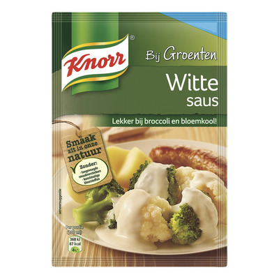 Knorr Mix witte saus