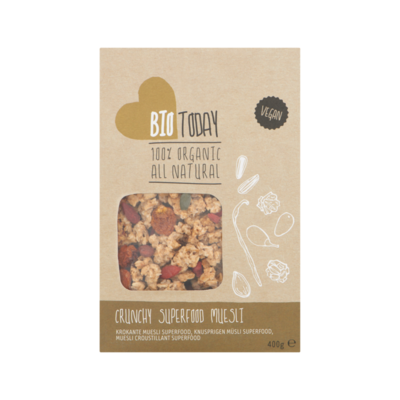 Bio Today Krokante Muesli Superfood