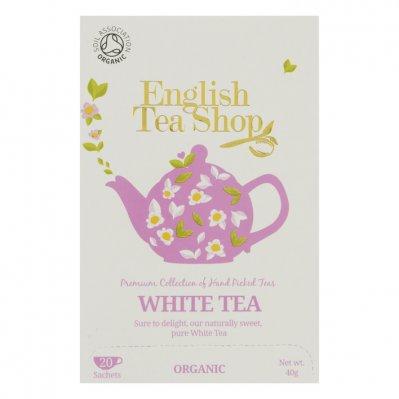 English Tea Shop White tea biologisch