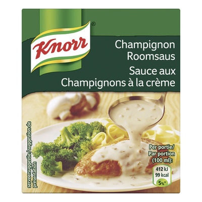Knorr Champignon roomsaus