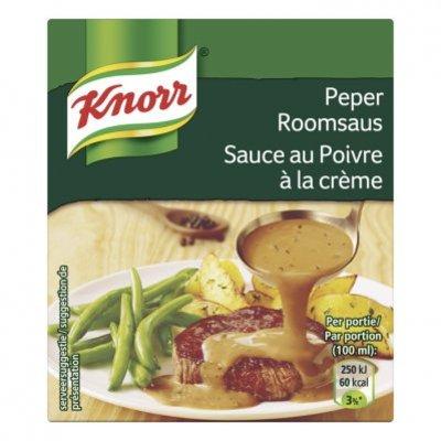 Knorr Roomsaus peper