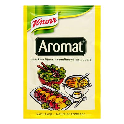 Knorr Smaakverfijner aromat navulverpakking