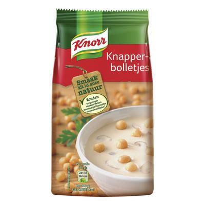 Knorr Soep croutons knapperbollen
