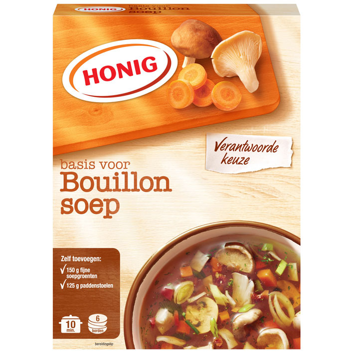 Honig Bouillonsoep