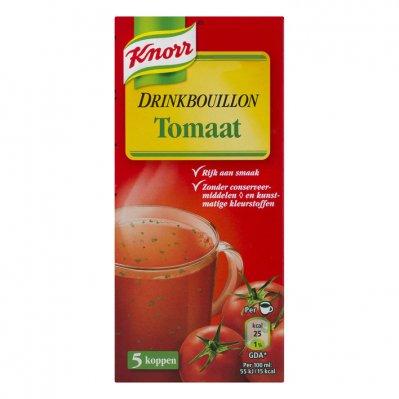 Knorr Soep drinkbouillon tomaat