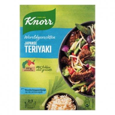 Knorr Wereldgerechten japanse teriyaki