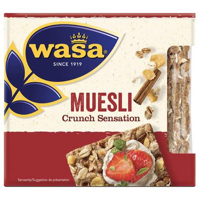 Wasa Muesli crunch sensation