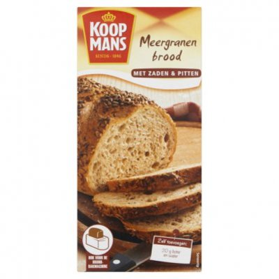 Koopmans Mix voor brood meergranen
