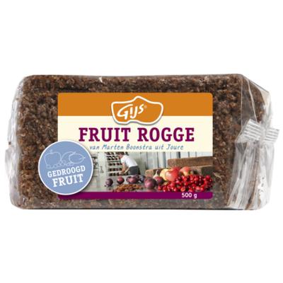 GIJS Fruit roggebrood
