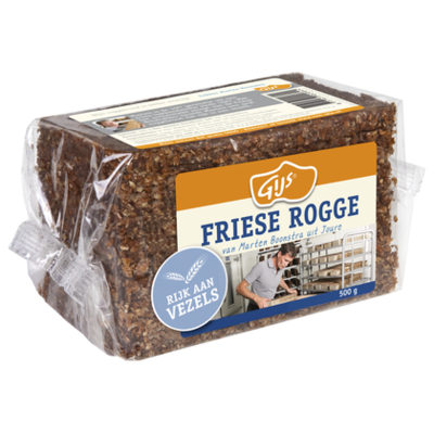 GIJS Fries roggebrood