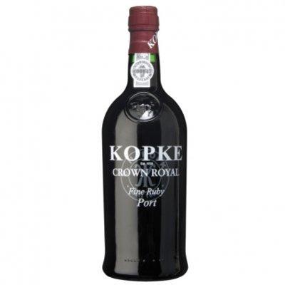 Kopke Crown royal fine ruby port