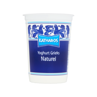 Katharos Yoghurt Grieks Naturel
