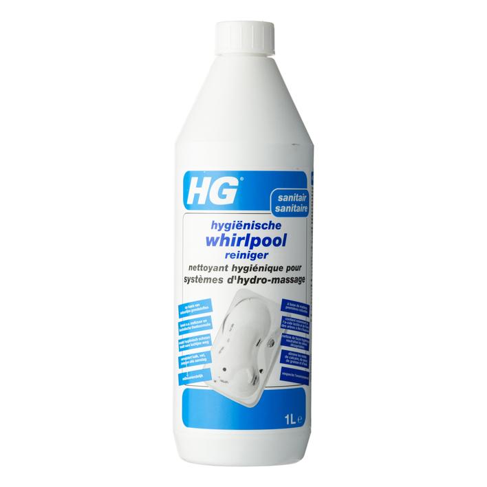 HG Hygienische Whirlpoolreiniger