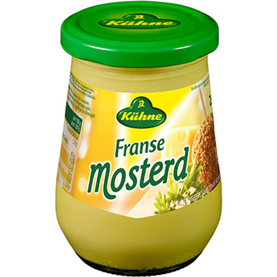 Kuhne Franse mosterd
