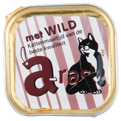 A-Ras Kattenvoer wild