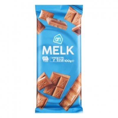 Huismerk Tablet melk chocolade