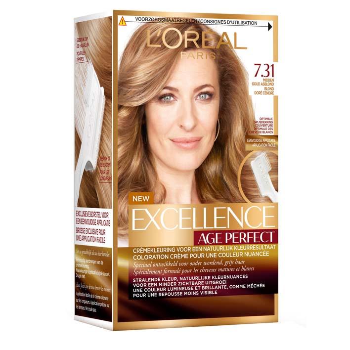 L'Oréal Excellence age perfect 7.31