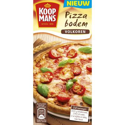 Koopmans Volkoren pizzabodem