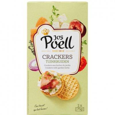 Jos Poell Tuinkruiden cracker