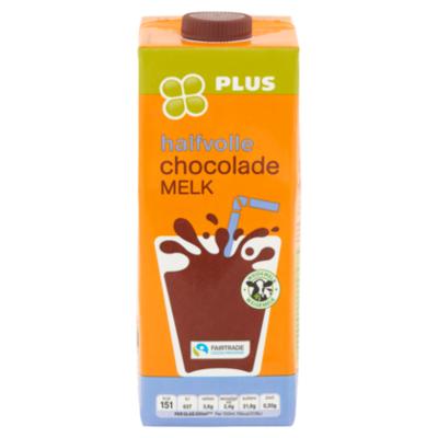 Huismerk Halfvolle Chocolademelk