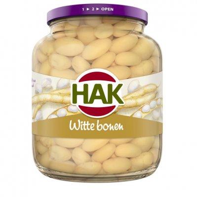Hak Witte bonen