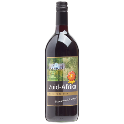 Huismerk Landwijn Zuid-Afrika rood