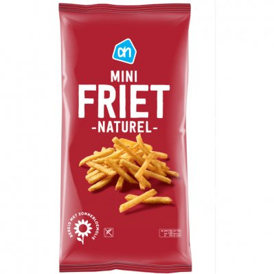 Huismerk Mini friet naturel