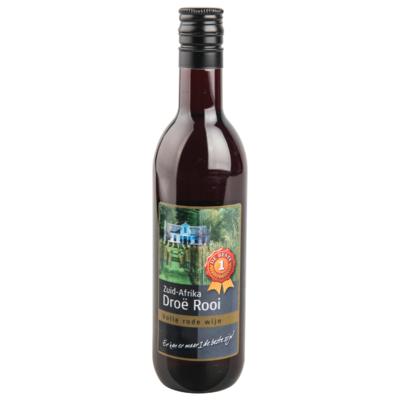 Huismerk Landenwijn Zuid-Afrika rood cinsaut cabernet
