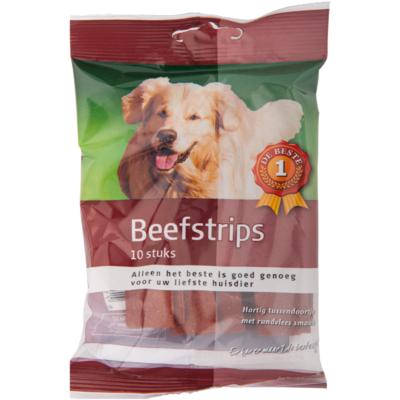 Huismerk Beefstrips 10 stuks