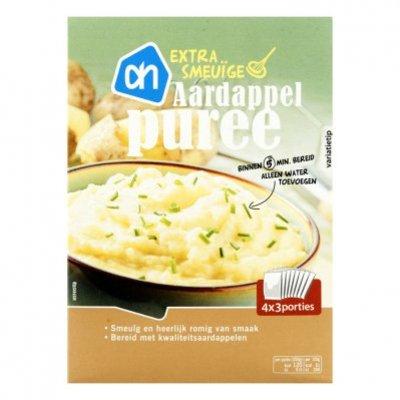 Huismerk Aardappelpuree